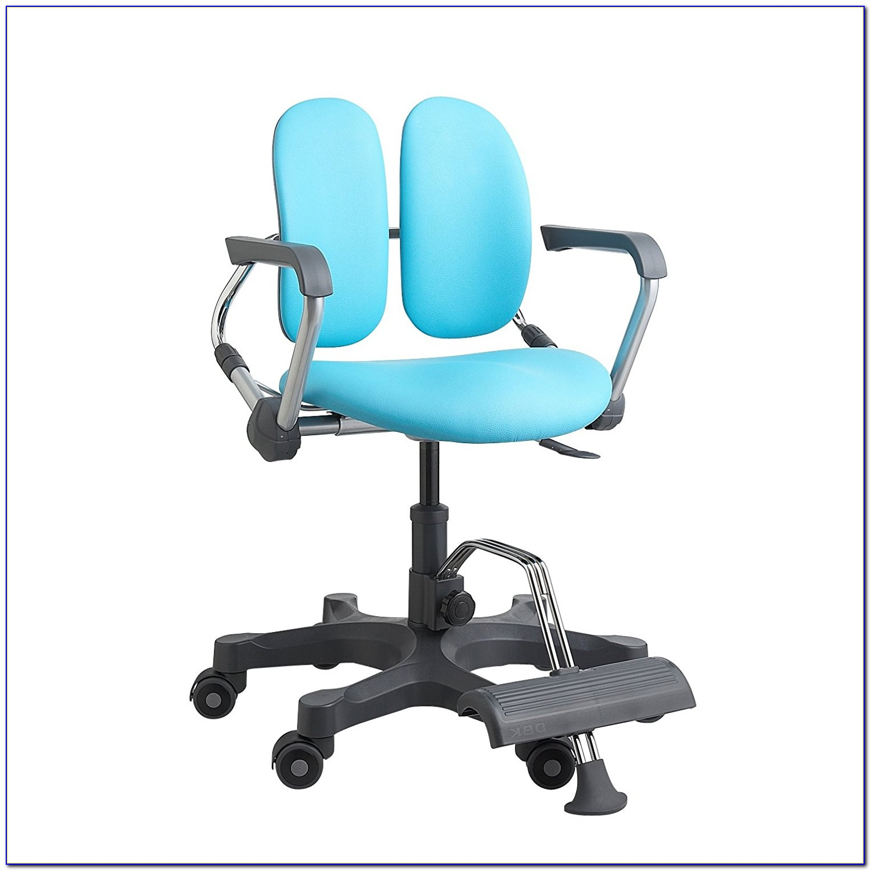 Ergonomic Desk And Chair Set