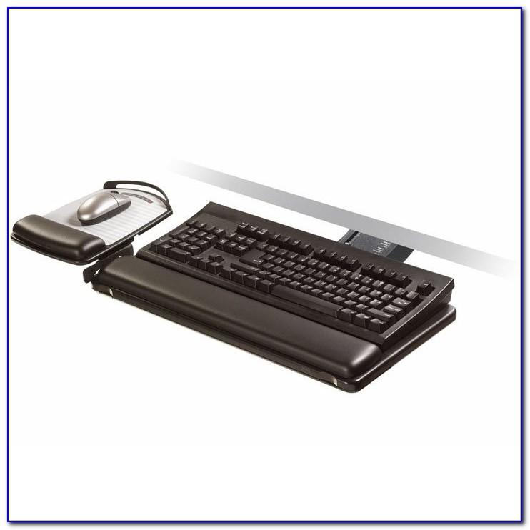 Ergonomic Keyboard Tray Under Desk
