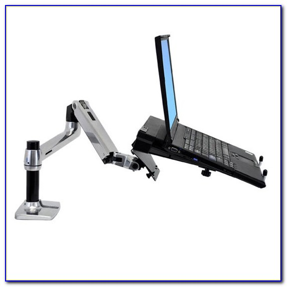 Ergotron Lx Series Desk Mount Lcd Arm Tall Pole