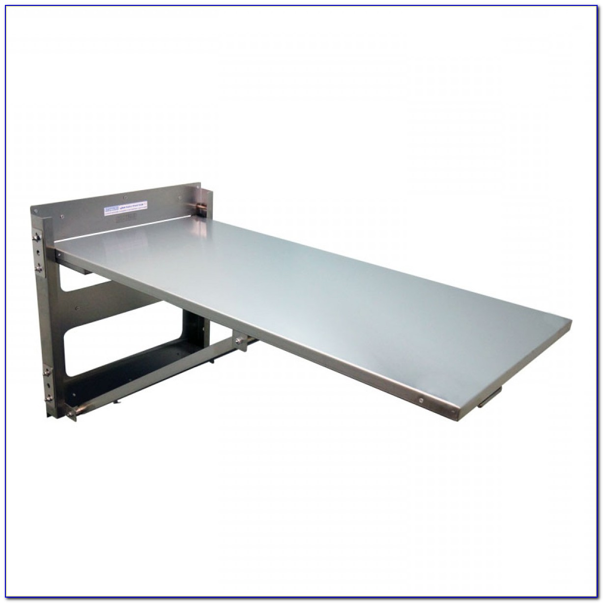 Fold Down Table Wall Mounted