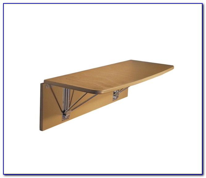 Folding Dining Table Wall Mounted