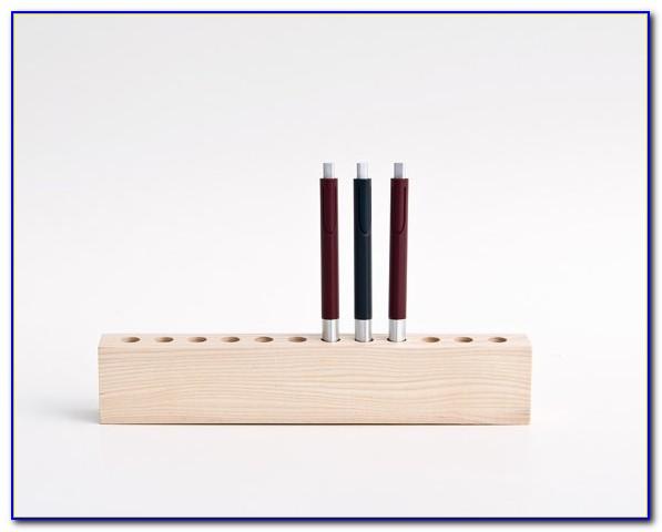 Fountain Pen Holder Desk