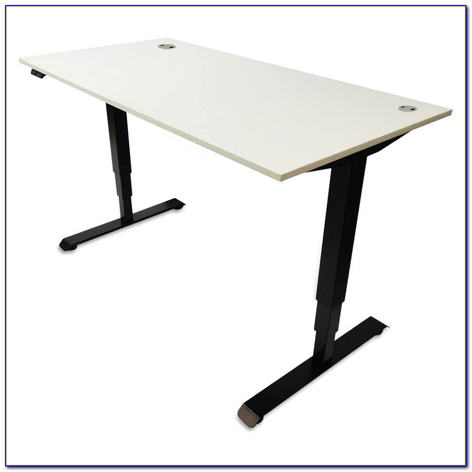 Height Adjustable Computer Desk India