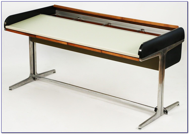 Herman Miller George Nelson Roll Top Desk