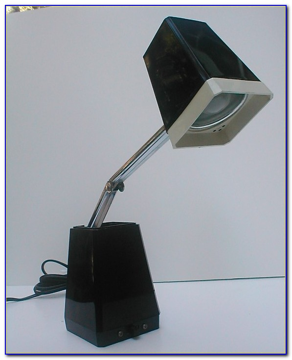 High Intensity Desk Lamps Are Rated At