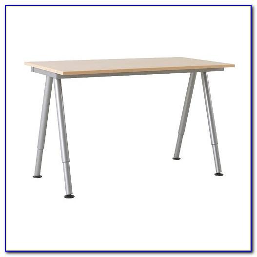 Ikea Galant Desk Adjustable Legs