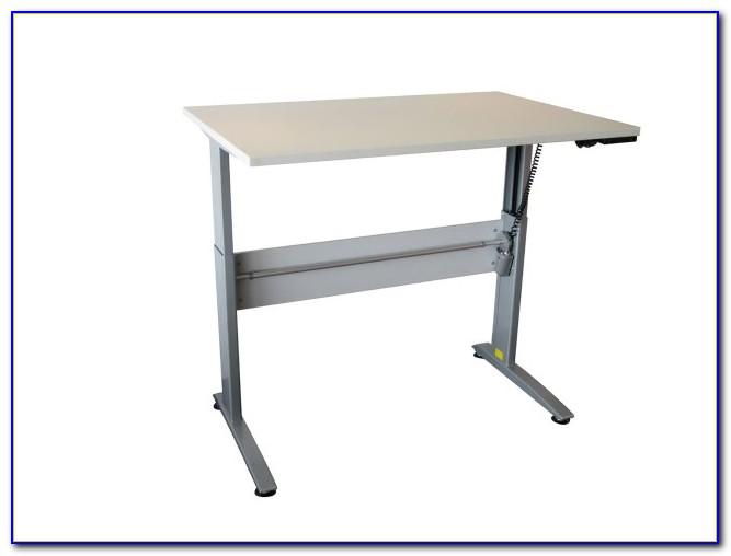 Ikea Galant Electric Height Adjustable Desk