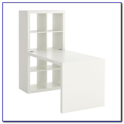 Ikea Lasse Desk With Bookshelf
