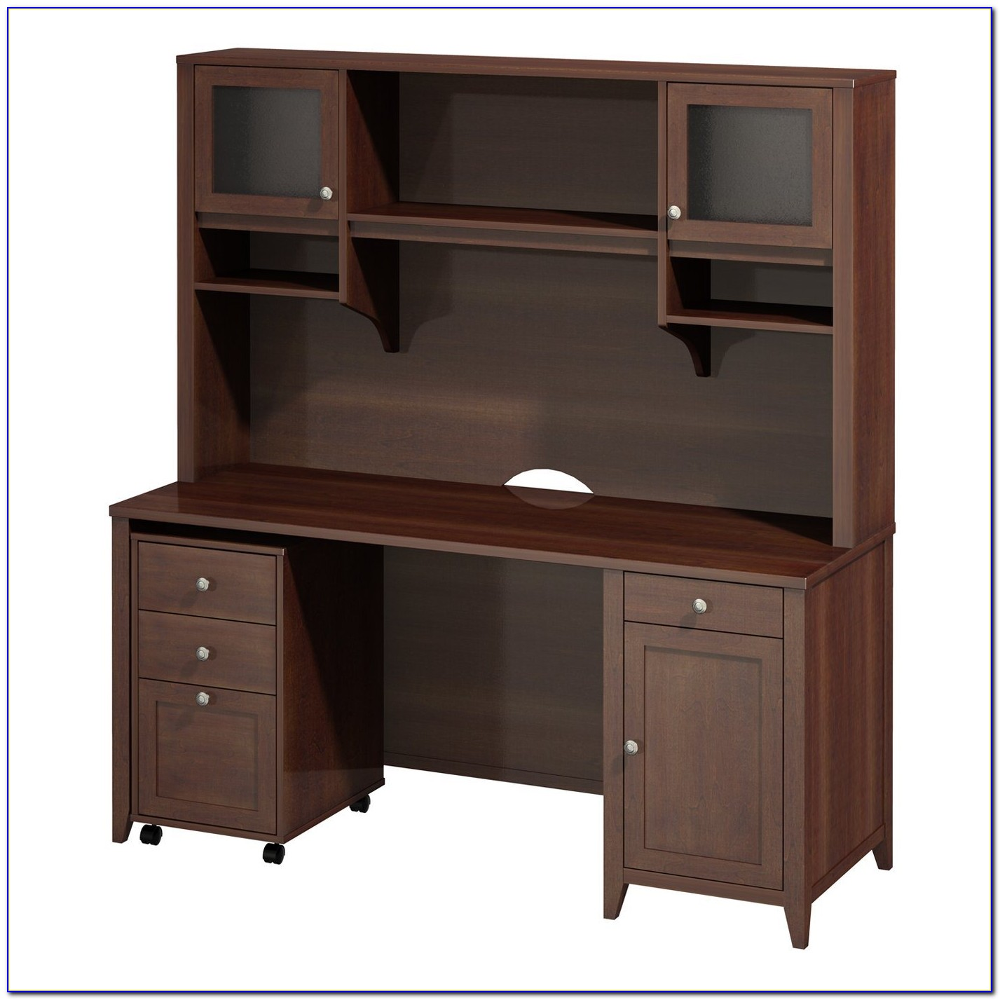 Kathy Ireland White Office Furniture