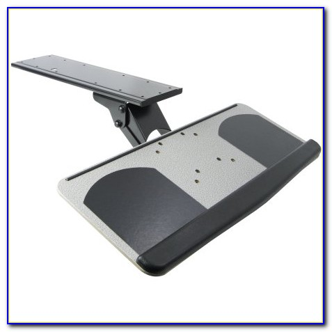 Keyboard Under Desk Mount