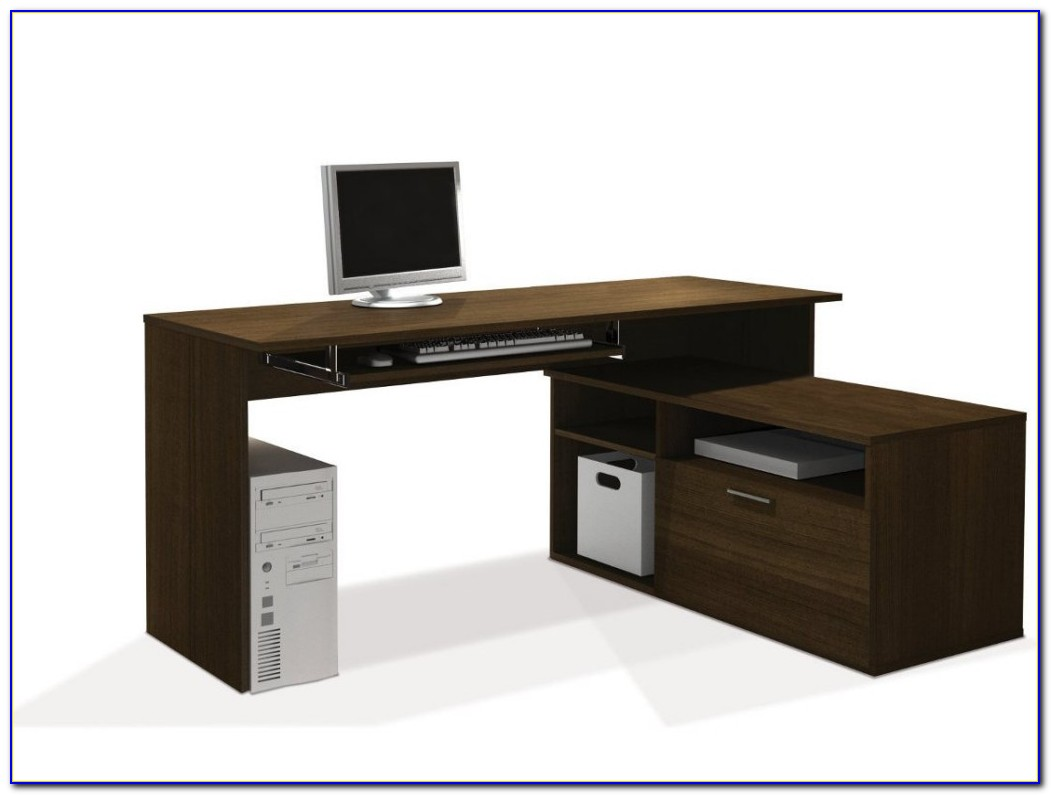 L Shaped Computer Desks With Drawers