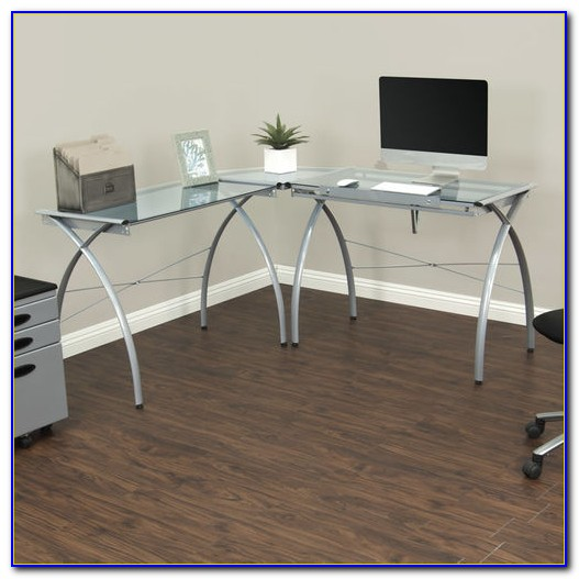 L Shaped Desk With Drafting Table