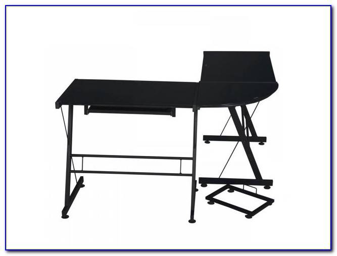 L Shaped Drafting Table