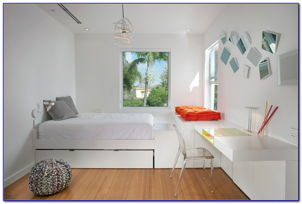 Loft Bed With Trundle Desk And Dresser