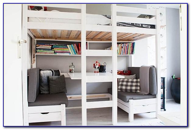 Loft Beds With Desks Underneath