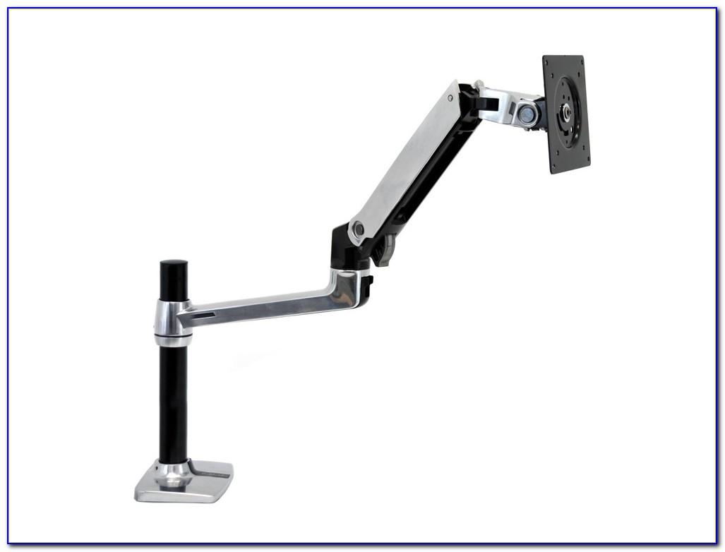 Lx Desk Mount Lcd Arm Tall Pole Canada