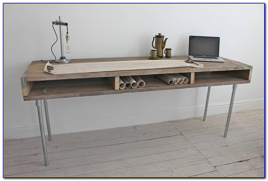 Metal And Wood Desk Uk