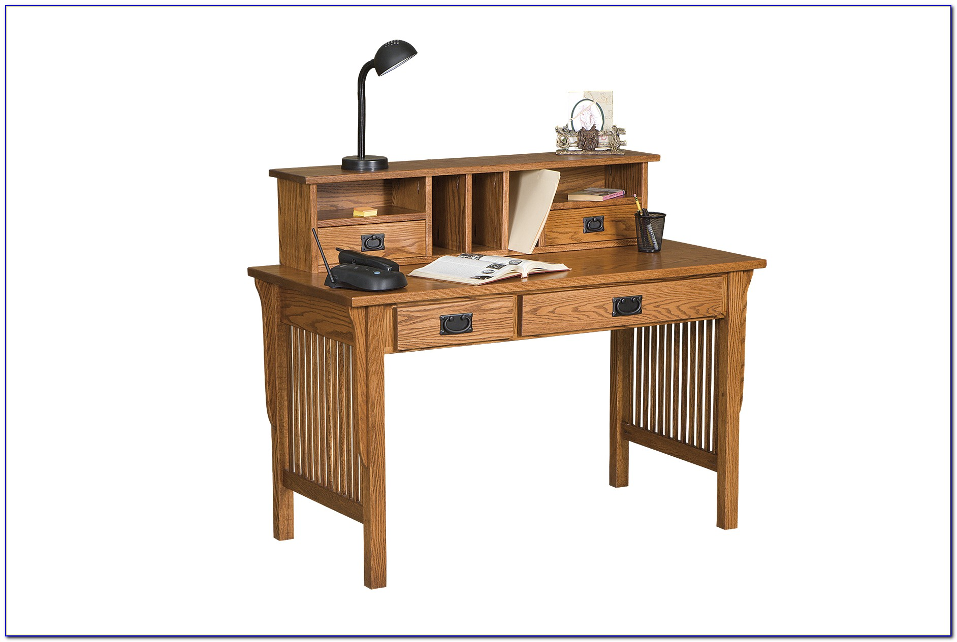 Mission Style Writing Desk Plans