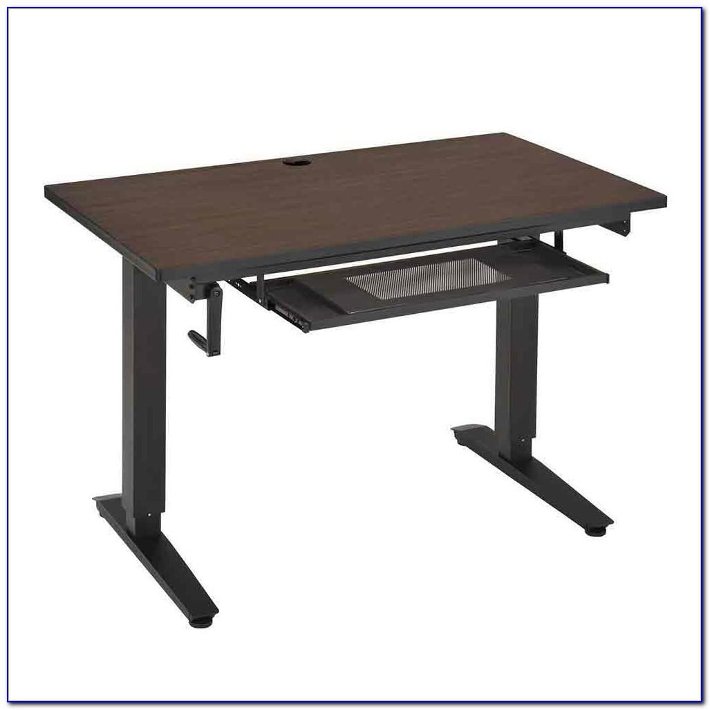 Mobile Ergonomic Stand Up Desk