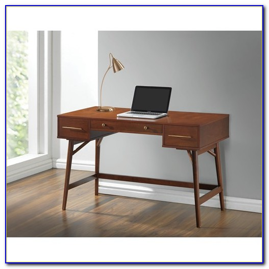 Modern Desk With Drawers