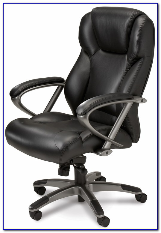 Office Chair With Lumbar Support And No Arms