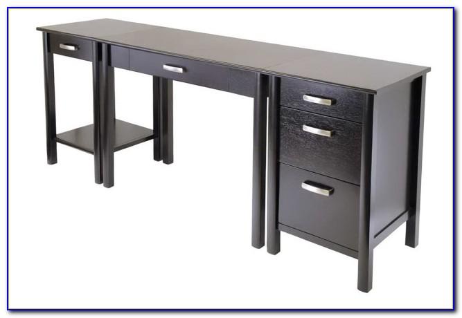 Office Max Landon Desk With Hutch
