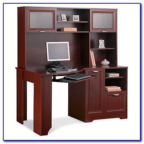 Officemax White Corner Desk