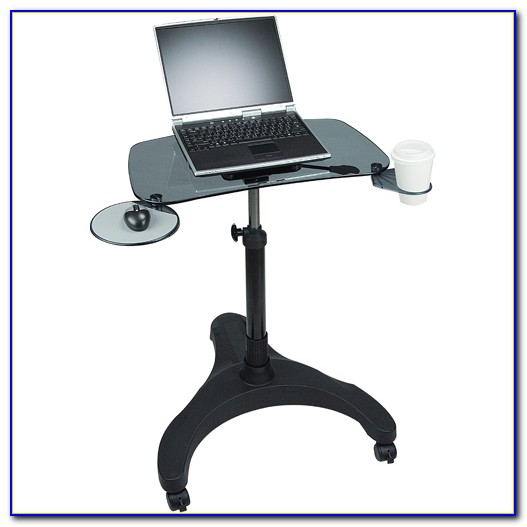 Portable Standing Laptop Table