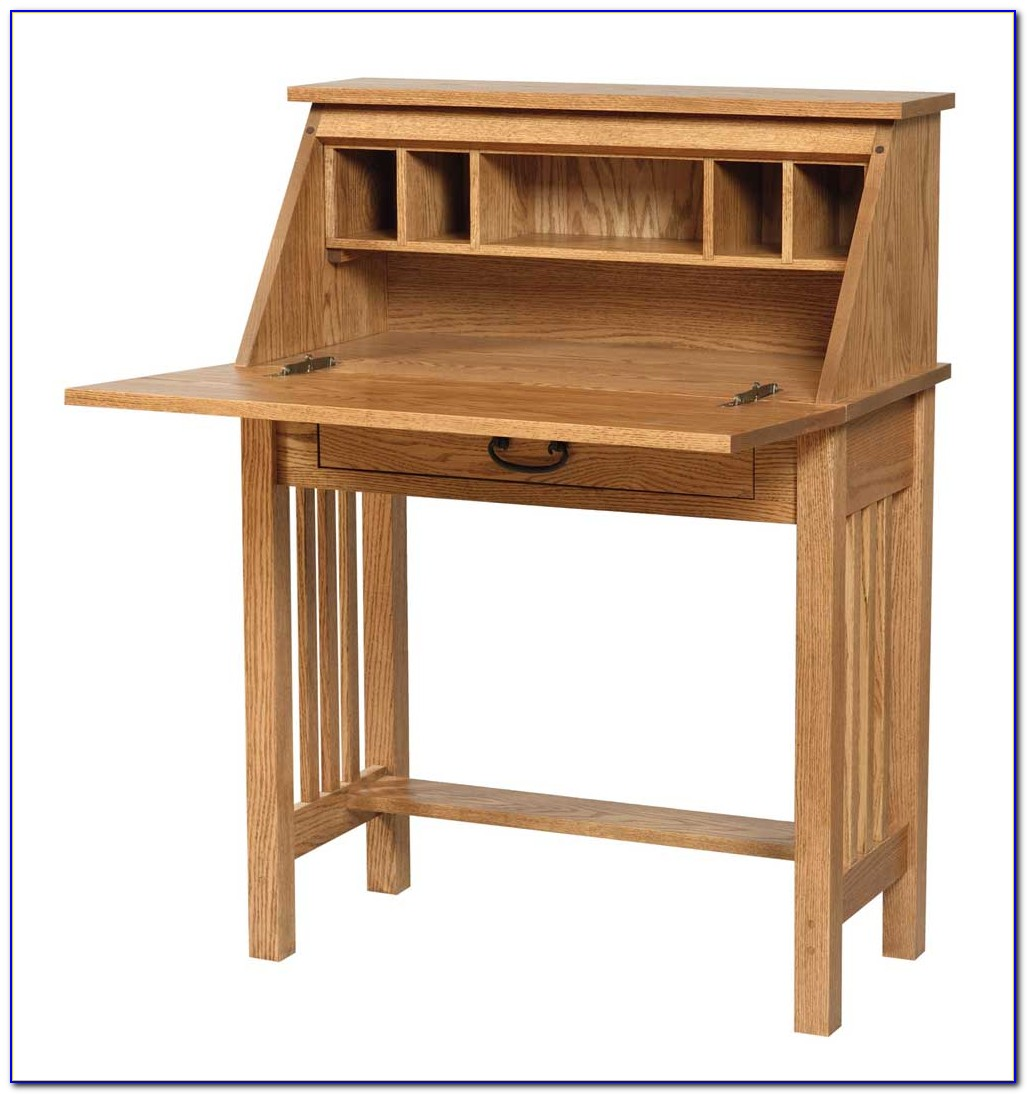 Pottery Barn Secretary Desk And Hutch
