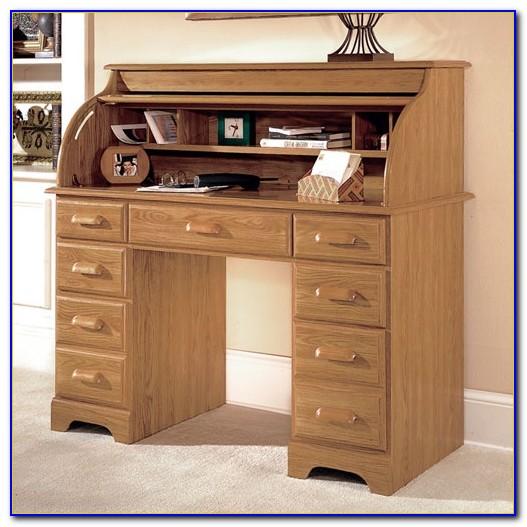 Riverside Furniture Roll Top Computer Desk