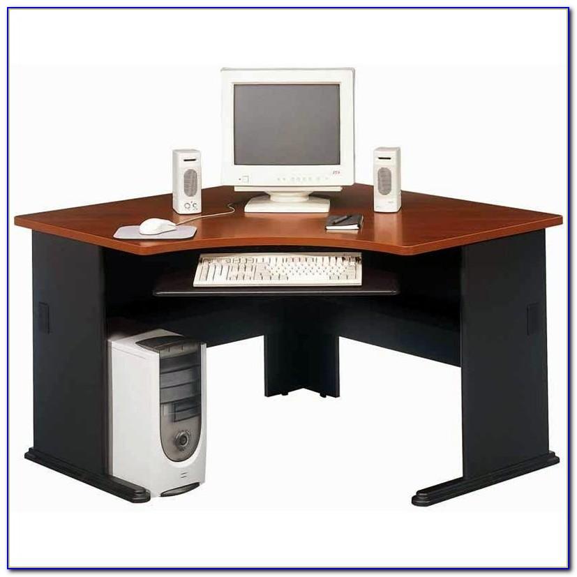 Sauder Beginnings Traditional Corner Desk
