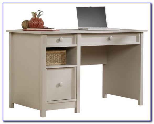 Sauder New Cottage Desk White