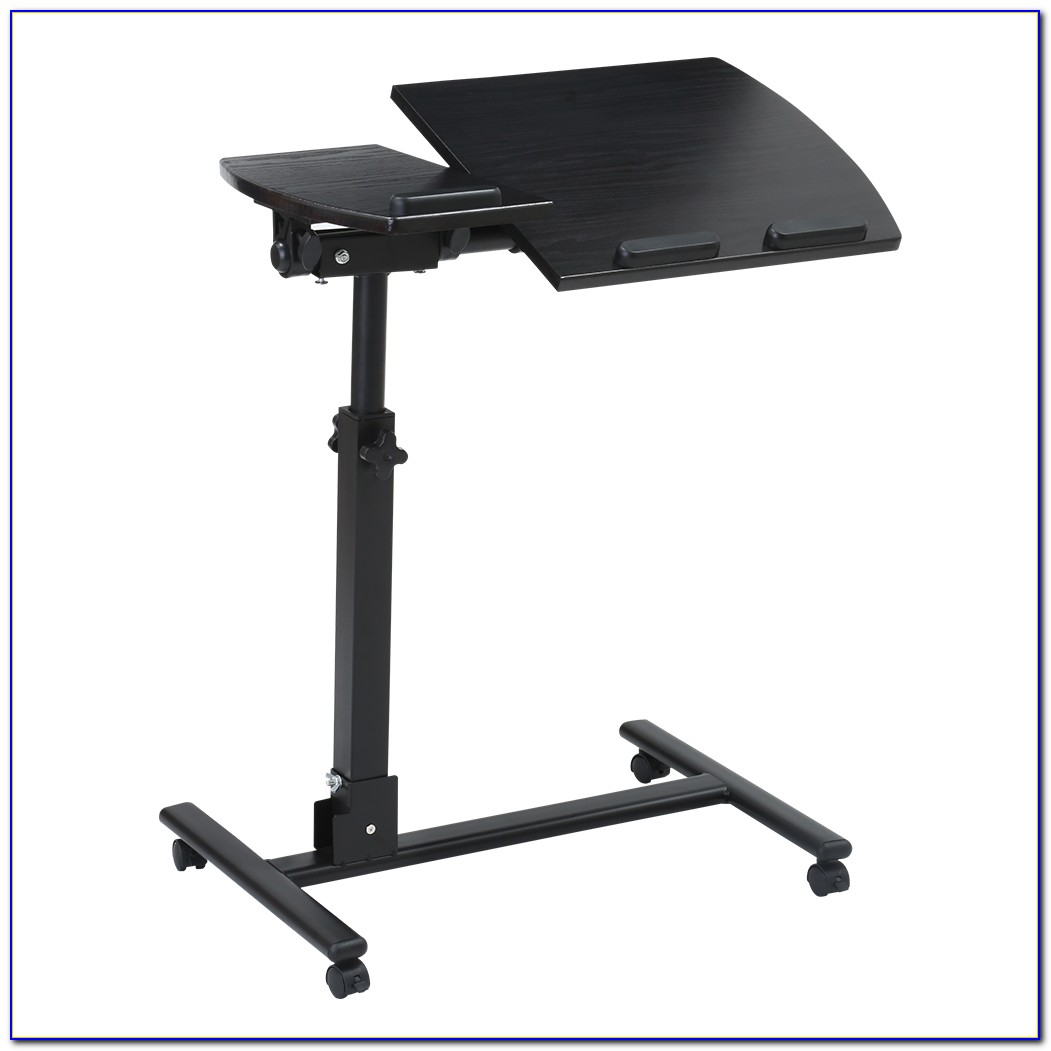 Seville Mobile Laptop Desk Cart