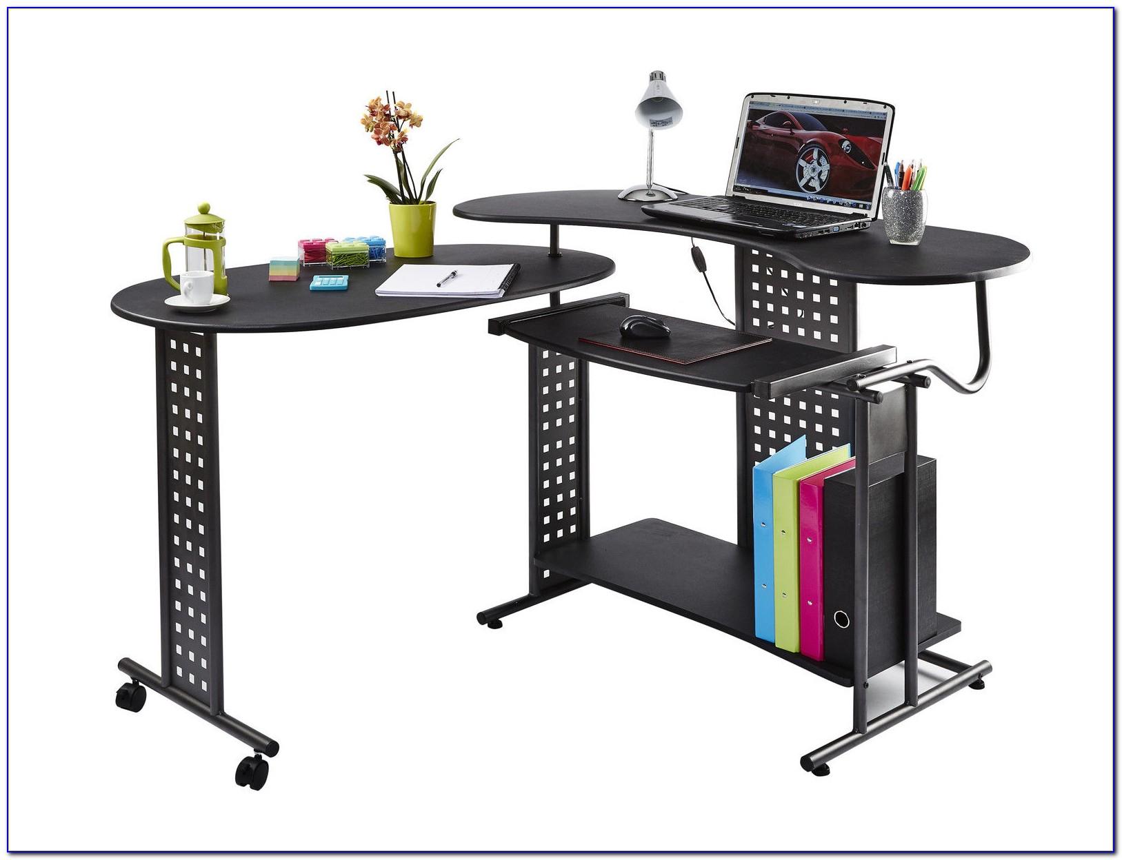Small Fold Away Computer Desk