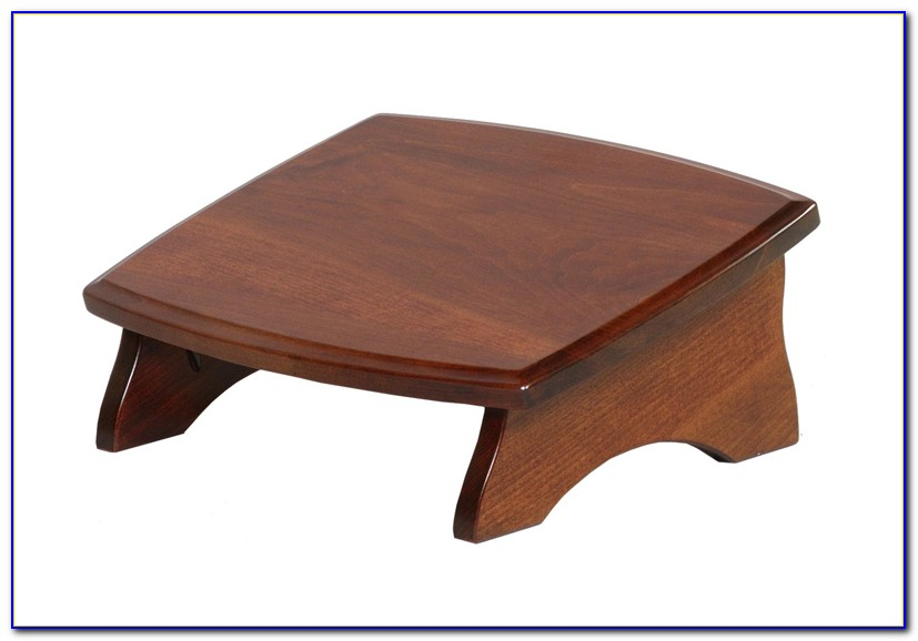 Small Footstool For Under Desk