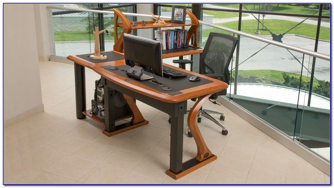 Small L Shaped Computer Desks