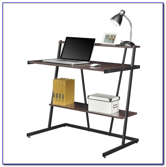 Small Laptop And Printer Desk