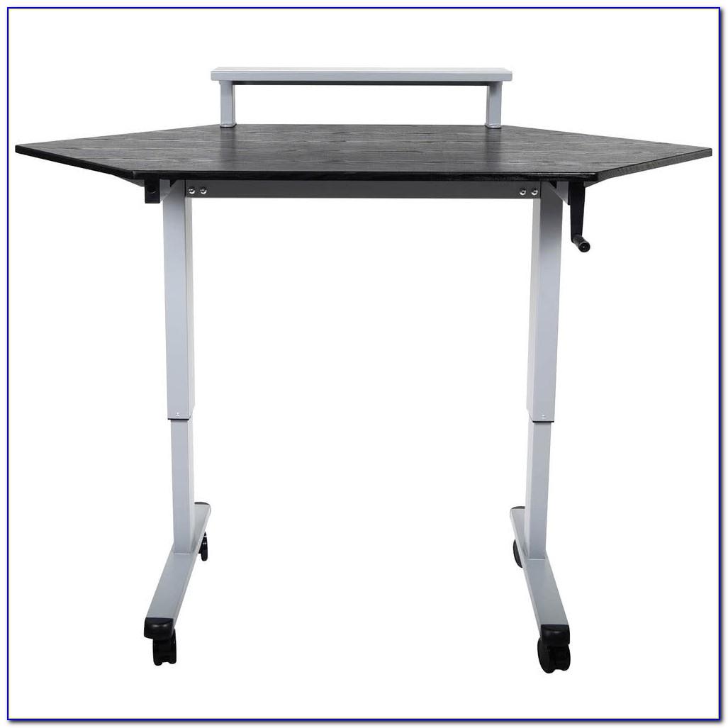 Stand Up Corner Desk