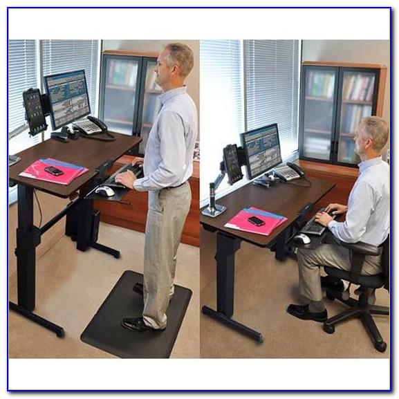 Stand Up Sit Down Desks