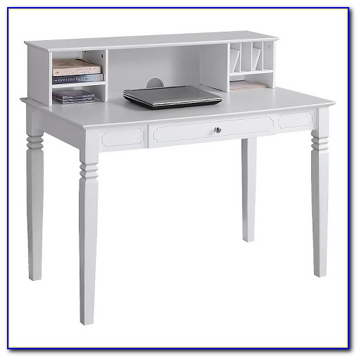 Target Computer Desk With Hutch