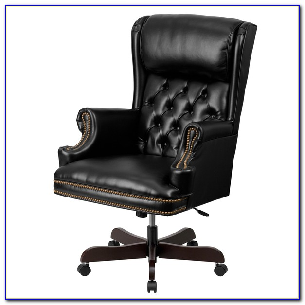 Tufted Leather Office Chair Canada