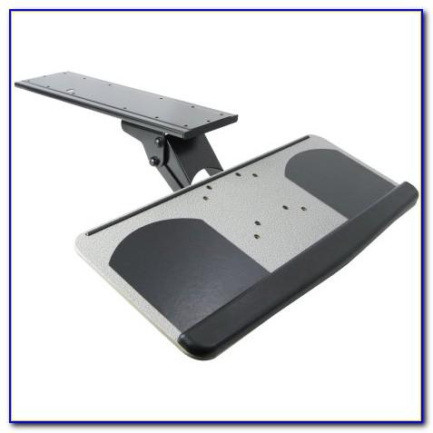 Under Desk Keyboard Mount