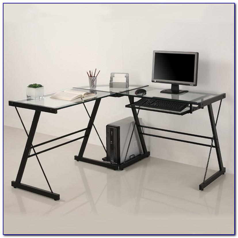 Walker Edison Corner Computer Desk