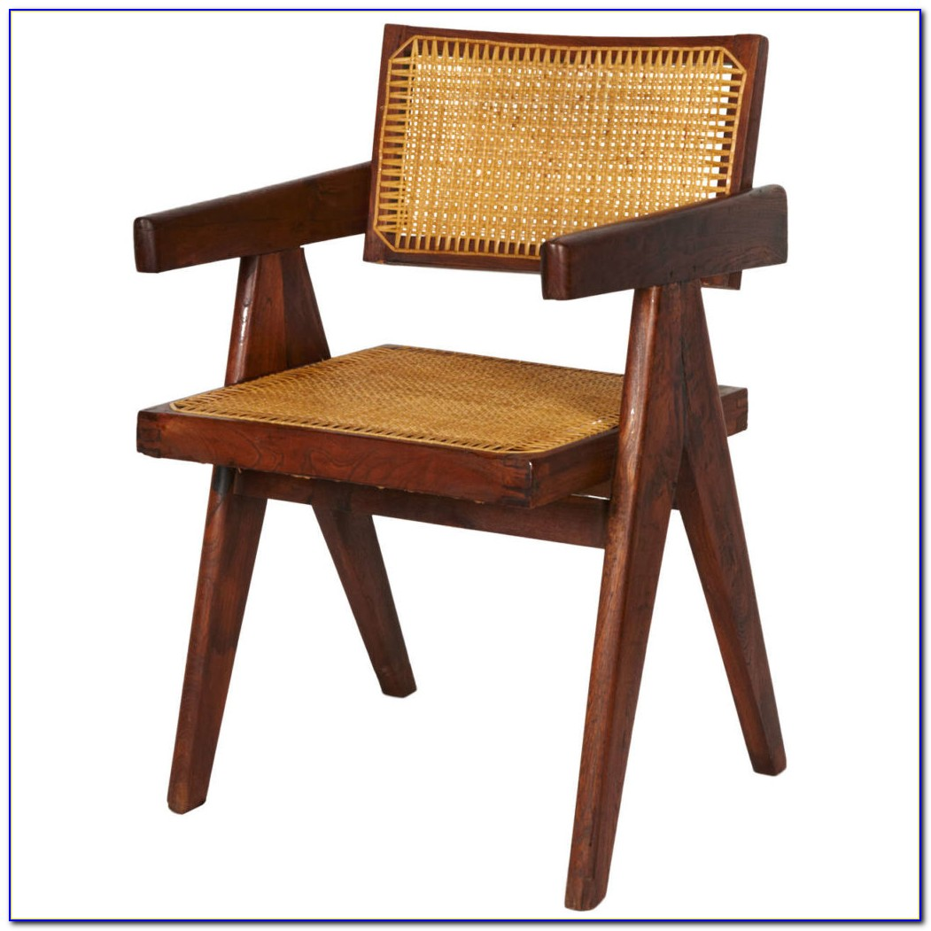 Wicker Desk Chair Pottery Barn