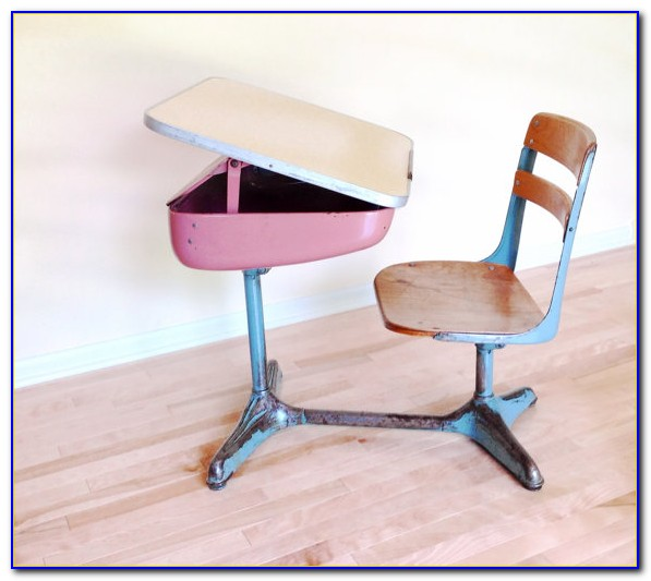 Writing Desk And Chair Combo