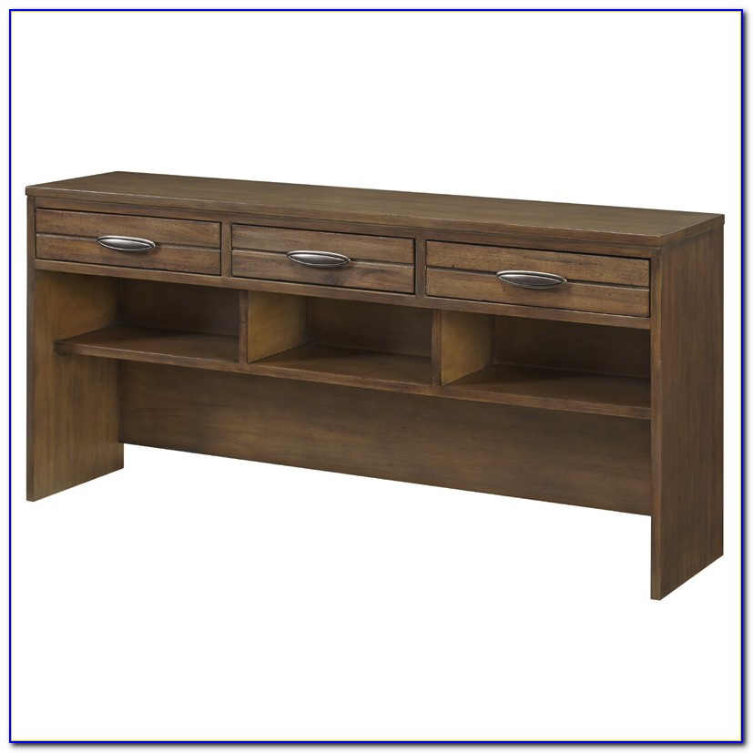 Writing Desk With Drawers And Hutch