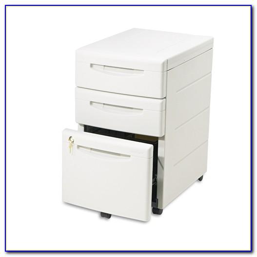 3 Drawer Under Desk Cabinet