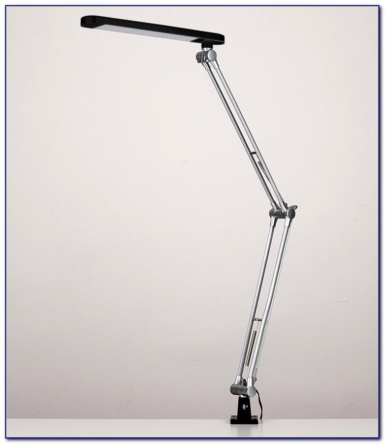 50 Led Clamp Desk Table Lamp