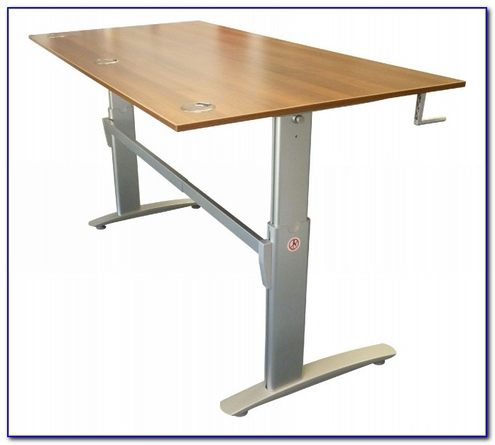 Adjustable Desk Top For Standing