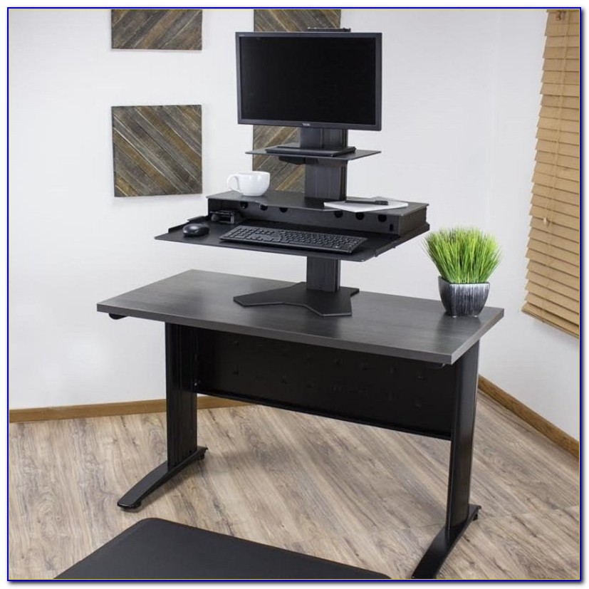 Adjustable Height Desk For Standing
